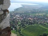 Výhled z Dívčího hradu