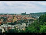 Pohled na Hradčany
