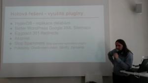 WordCamp Praha 2014 - WordPress s několika milionovou návštěvností - David Biňovec