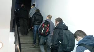 WorCamp Praha 2014 - fronta před registrací