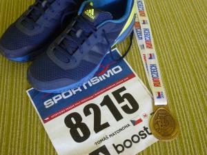 Půl maraton Praha