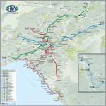 Atény - metro a tramvaj
