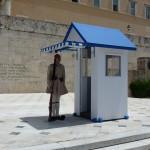Střáže před řeckým parlamentem - Syntagma