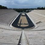 Panathénský stadion - Atény