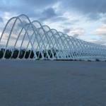 Olympijský areál - Atény