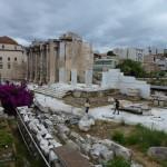 Hadrianova knihovna - Atény
