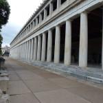 Chrám - Ancient Agora - Atény