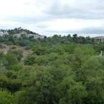 Výhled - Ancient Agora - Atény