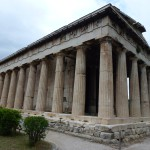 Temple of Hephaestus - Atény