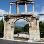 Chrám Dia Olympského - Atény