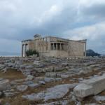 Erechtheion - Akropole - Atény