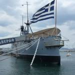 Lodní muzeum - Atény