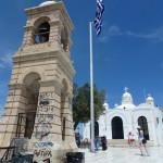 Vrchol hory Lycabettus - Atény