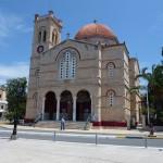 Kostelík na ostrově Aegina