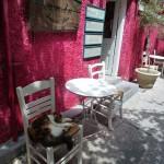 Zákoutí v uličkách - Egina - ostrov Aegina