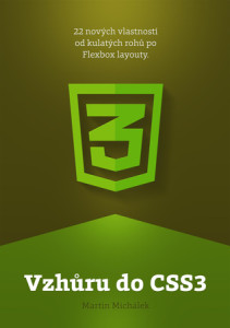 "E-book ""Vzhůru do CSS3"""