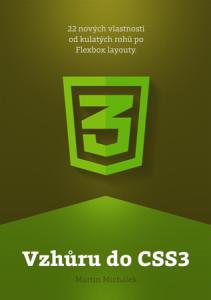 """E-book """"Vzhůru do CSS3"""""""